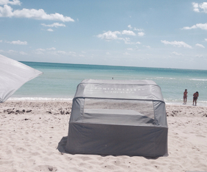 Miami, summer, and water image