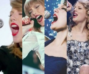 dear john, red, and Taylor Swift image