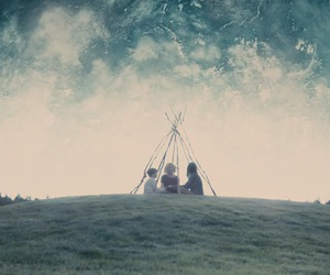melancholia, movie, and moon image