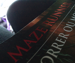 Best, book, and maze runner image