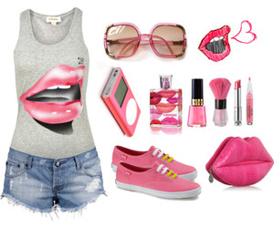 fashion and girlie image