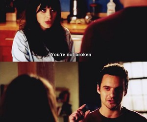 new girl, perfectcouple, and nick&jess image