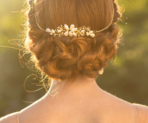accessories, back, and bridal image