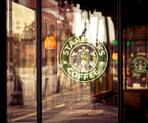 starbucks, coffee, and photography image
