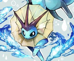 pokemon and vaporeon image