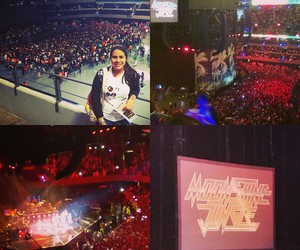 concierto, bruno mars, and moonshine jungle tour image