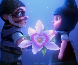 love and gnomeo and juliet image
