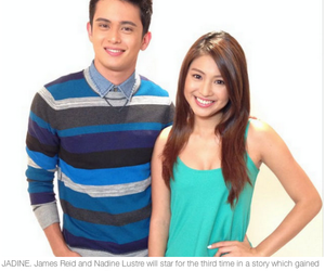 james, lustre, and cute image