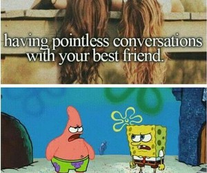 funny, spongebob, and friends image
