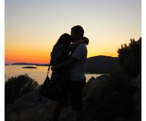 couple, Croatia, and high contrast image