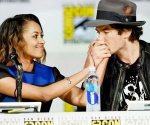 damon salvatore, tvd, and bamon image