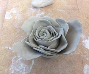 clay and rose image