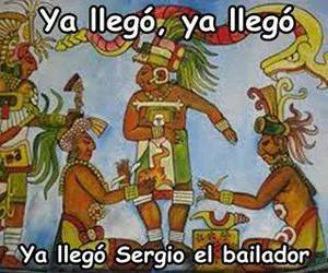 humor, mexico, and salsa image