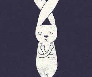 iphone, rabbit, and wallpaper image
