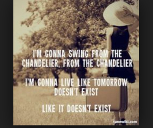 chandelier and sia furler image