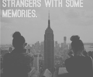 memories and strangers image