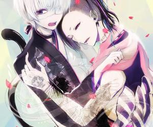 anime, boy, and ghoul image