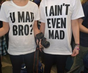 quote, bro, and mad image