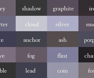 colors and grey image