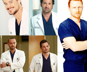 beautiful, doctors, and justin chambers image