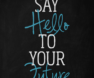 quote, hello, and saying image