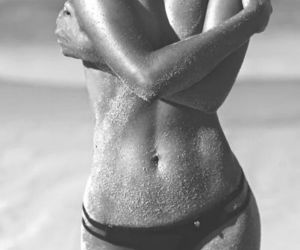 bikini, sexy, and body image