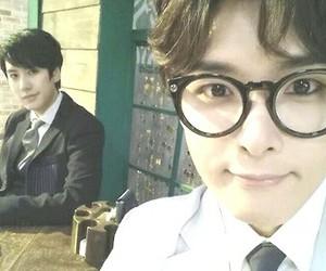 kyuhyun, ryeowook, and super junior image