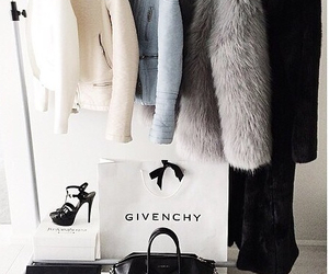 bags, blazer, and Givenchy image