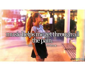 me, always and forever, and music image