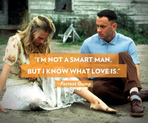 forrest gump, quotes, and tom hanks image