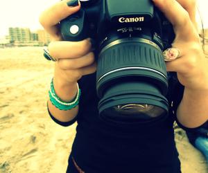 beach, bracelets, and camera image