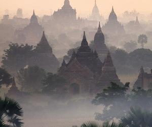 burma, myanmar, and wanderlust image