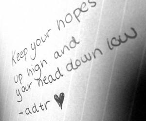 heart, inspiration, and Lyrics image