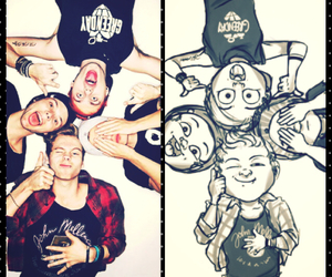 boys, 5 seconds of summer, and 5sos image