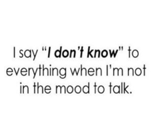 mood, quotes, and talk image