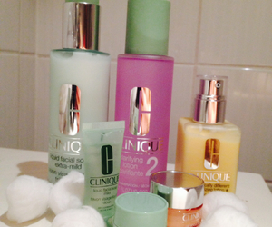 beauty, bottles, and care image