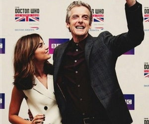 doctor who, tumblr, and peter capaldi image