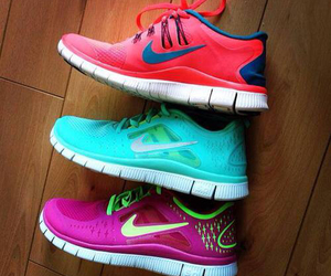lifestyle, trainers, and nike image