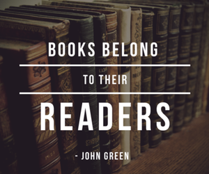 books, johngreen, and love image