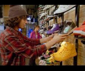 moose, shoes, and adam sevani image