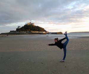 contemporary dance, Cornwall, and dance image