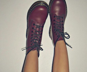 dr martens, style, and love image