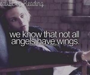 jace, books, and the mortal instruments image