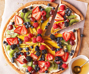fruit, pizza, and food image