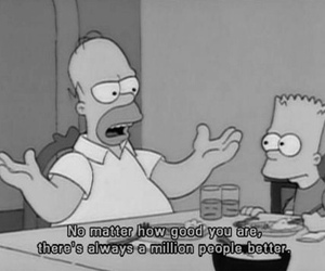simpsons, quotes, and homer image