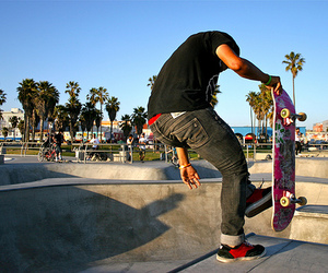 boy, skate, and board s image
