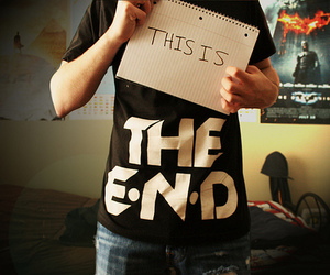 boy and the end image