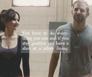 quote, Jennifer Lawrence, and bradley cooper image