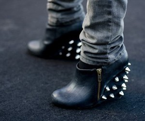 boots, edges, and shoes image