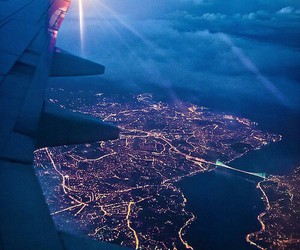 istanbul, turkey, and turkish airlines image